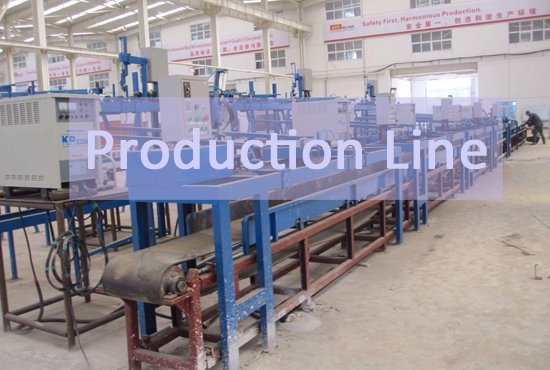 Scaffold and Formwork PRODUCTION LINE