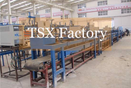 Automatic Scaffold Production Line