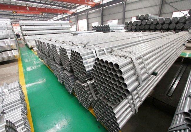 Galvanized Steel Scaffolding Pipe