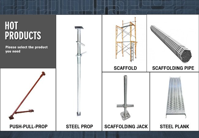 Scaffold and Formwork Hot Sale Products