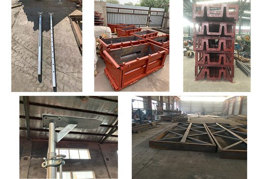 OEM Scaffolding & Formwork Products