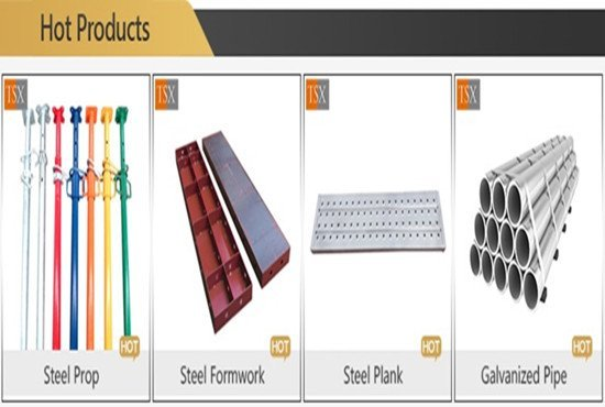 TSX Steel Building Material