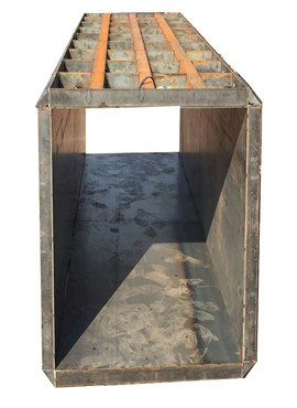 Square Column Steel Formwork