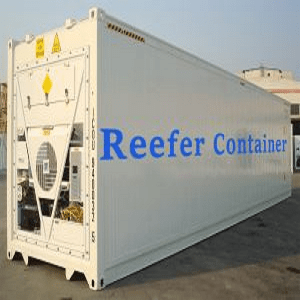 20ft and 40ft Open Side Reefer Container