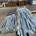 HDG Scaffold Props Packing