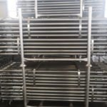 Shuttering Props Packed in Pallet