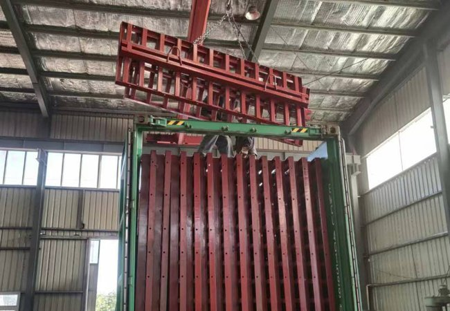 Metal Formwork Loading Container