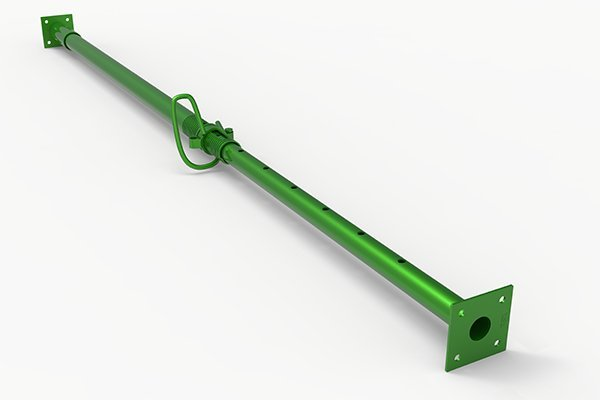 Green Adjustable Props