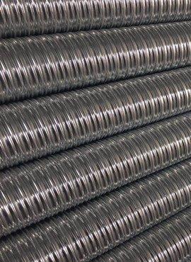 Galvanized steel Corrugated pipe