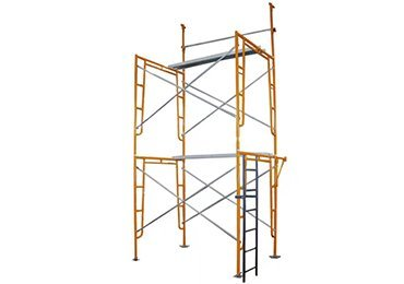 A Frame Scaffolding tower-door type