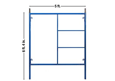 A Frame Scaffolding-ladder type with V-lock