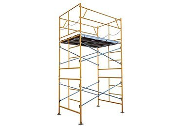 A Frame Scaffolding tower-ladder type
