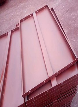 Roof Concrete Metal Form (Hot Sales In Africa)