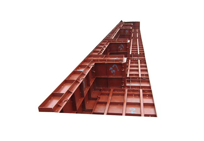 Construction Steel Forms