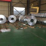 Galvanized Scaffolding Pipe Raw Material Warehouse